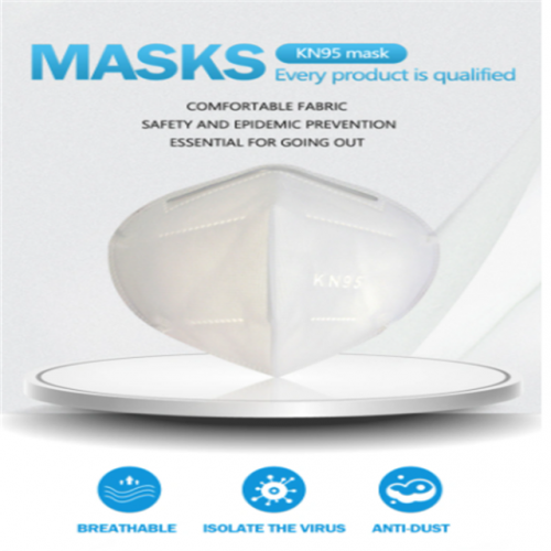 Hot Sale Mask FFP2 in Stock with Chinese Standard Good Price KN95 Face Mask